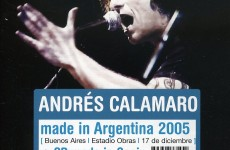 Calamaro Made in Argentina