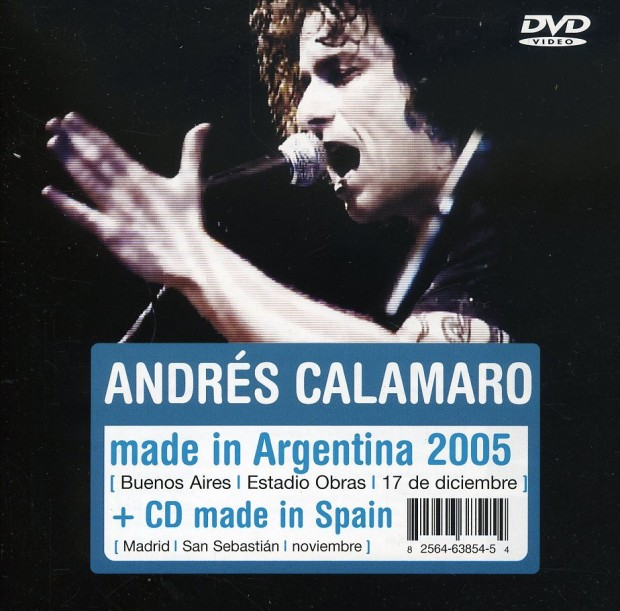 Calamaro Made in Argentina