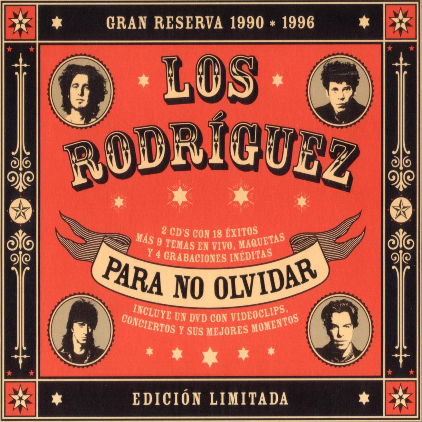 Los Rodriguez Para no olvidar