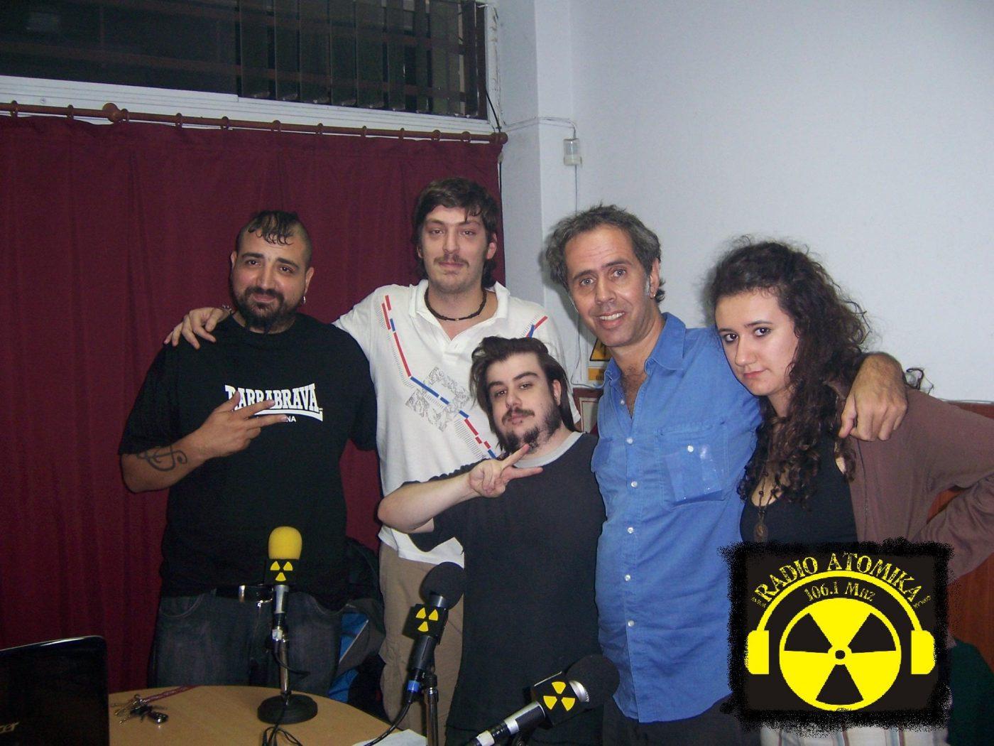 Marcelo Scornik Radio Atomika