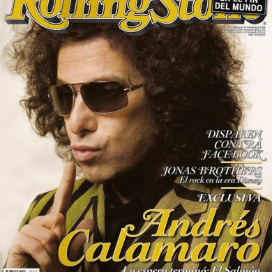 Calamaro ROlling Stone Colombia