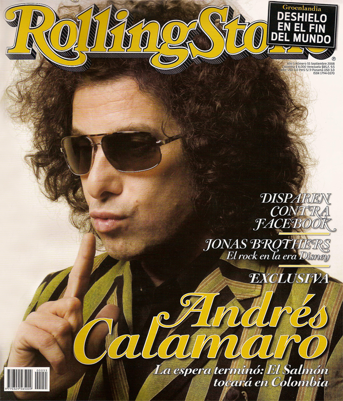 Calamaro ROlling Stone Colombia