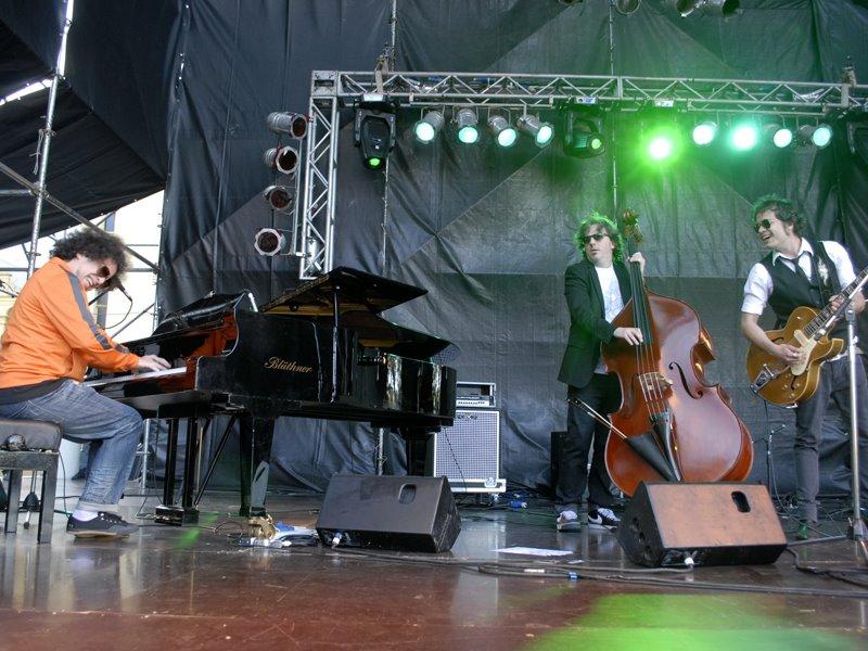 calamaro y diego garcia festival jazz