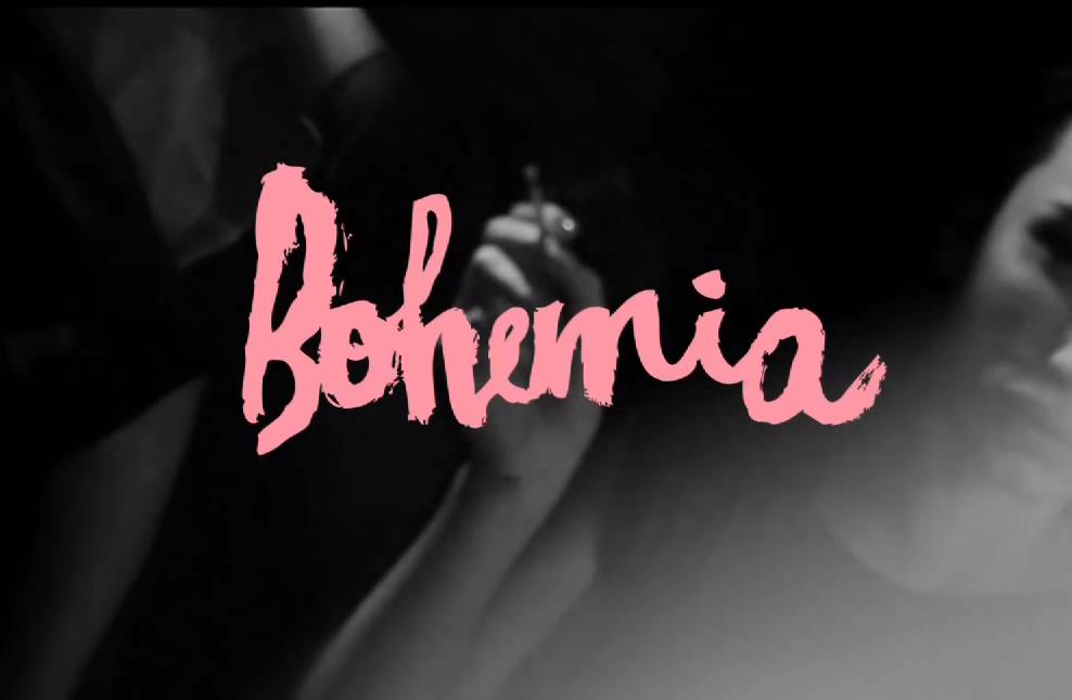 bohemio video clip